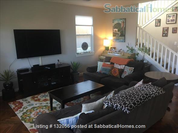 Four bedroom home close to downtown Home Rental in San Luis Obispo, California, United States 3