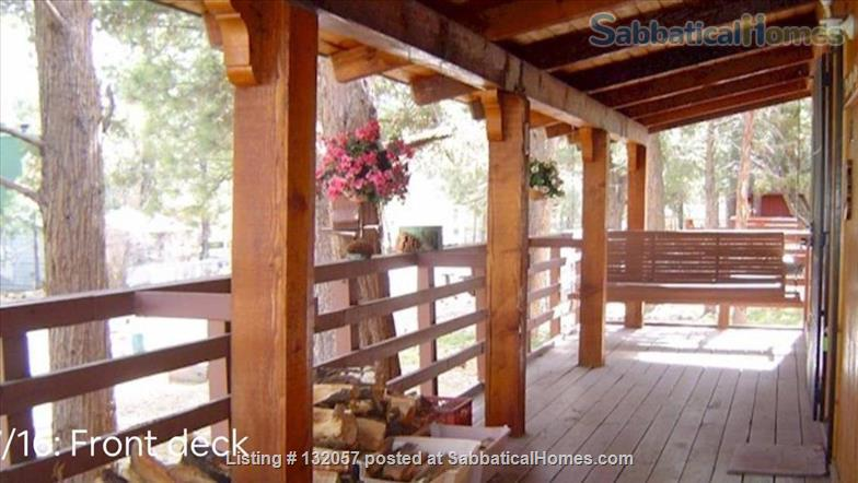 2+1 Mountain Retreat in Big Bear, California Home Rental in Big Bear, California, United States 2