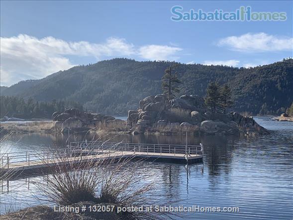 2+1 Mountain Retreat in Big Bear, California Home Rental in Big Bear, California, United States 7