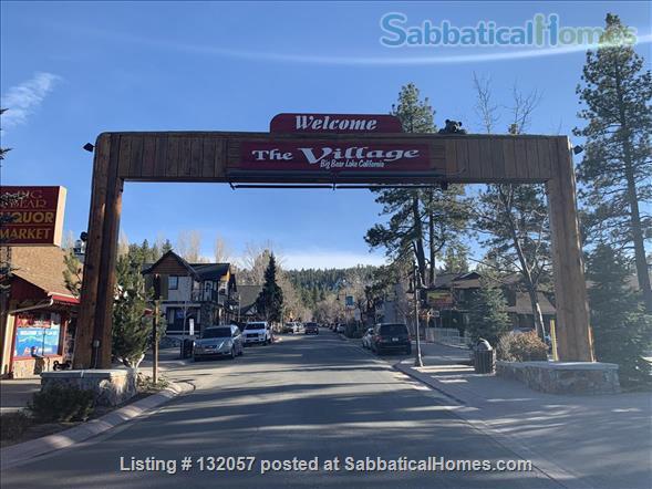 2+1 Mountain Retreat in Big Bear, California Home Rental in Big Bear, California, United States 8