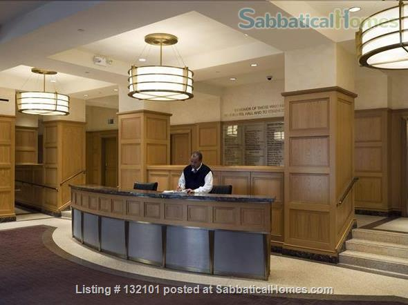 Modern Two Bedroom, Two Bath + Office Apartment W/24 Hr Front Desk Security Home Rental in Brooklyn, New York, United States 0