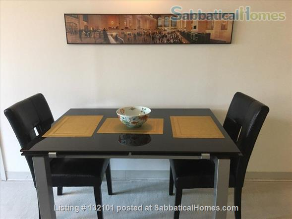 Modern Two Bedroom, Two Bath + Office Apartment W/24 Hr Front Desk Security Home Rental in Brooklyn, New York, United States 3