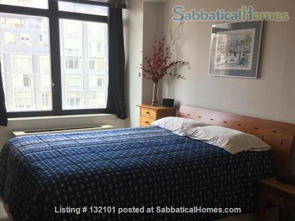 Modern Two Bedroom, Two Bath + Office Apartment W/24 Hr Front Desk Security Home Rental in Brooklyn, New York, United States 5