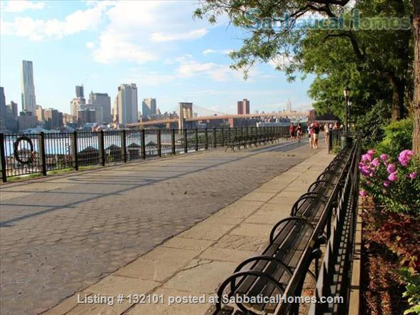 Modern Two Bedroom, Two Bath + Office Apartment W/24 Hr Front Desk Security Home Rental in Brooklyn, New York, United States 8