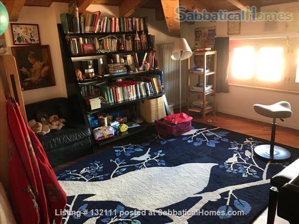 Charming, large 3 bedrooms top floor flat in Rovereto's historical center Home Rental in Rovereto, Trentino-Alto Adige, Italy 4