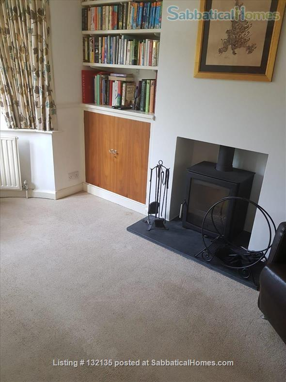 Charming family home in highly sought after South Cambridge Home Rental in Cambridge, England, United Kingdom 1