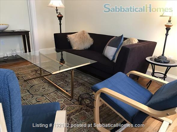 Spacious 2-bedroom home on a quiet side street, 5 minutes to subway, musicians welcome, LBGTQ friendly Home Rental in Boston, Massachusetts, United States 1