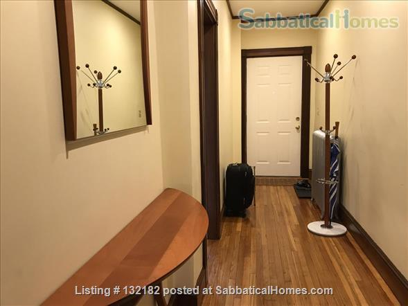Spacious 2-bedroom home on a quiet side street, 5 minutes to subway, musicians welcome, LBGTQ friendly Home Rental in Boston, Massachusetts, United States 0