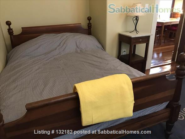 Spacious 2-bedroom home on a quiet side street, 5 minutes to subway, musicians welcome, LBGTQ friendly Home Rental in Boston, Massachusetts, United States 6
