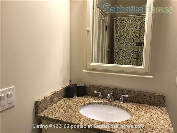 Spacious 2-bedroom home on a quiet side street, 5 minutes to subway, musicians welcome, LBGTQ friendly Home Rental in Boston, Massachusetts, United States 7