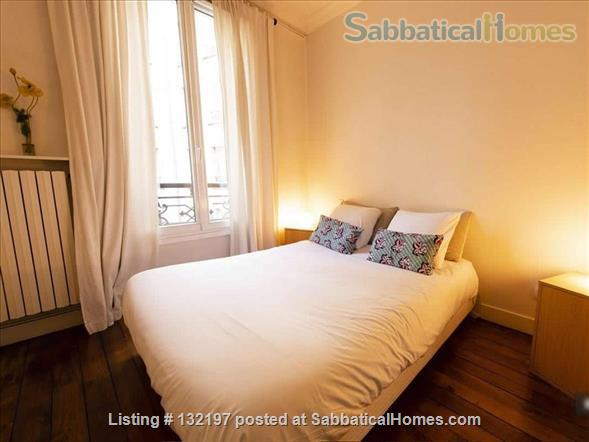 """A """"chic"""" apartment, only 2 blocks from Opera Bastille, 2 bedrooms. Home Rental in Paris, Île-de-France, France 2"""