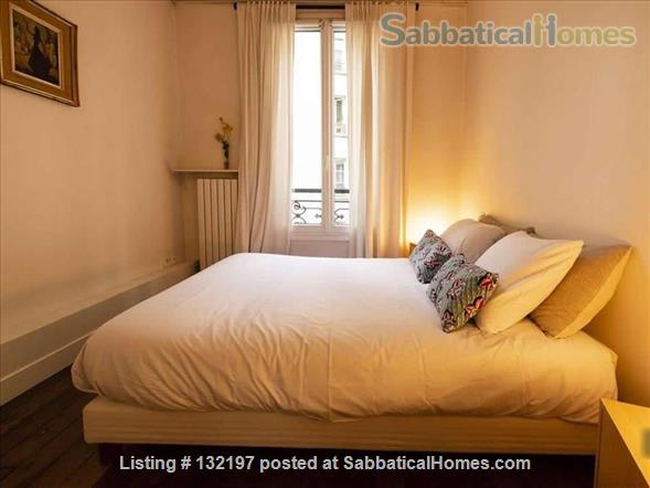"""A """"chic"""" apartment, only 2 blocks from Opera Bastille, 2 bedrooms. Home Rental in Paris, Île-de-France, France 6"""