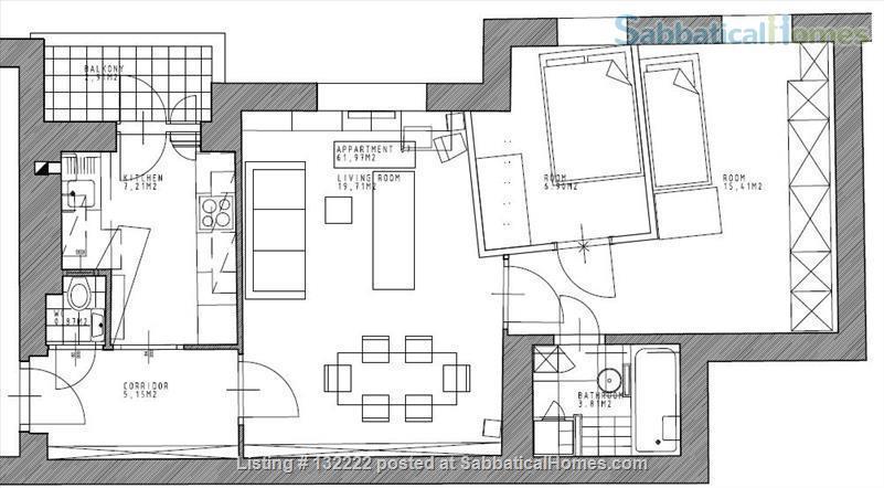 Cosy Sunny Home Home Rental in Vienna, Wien, Austria 9