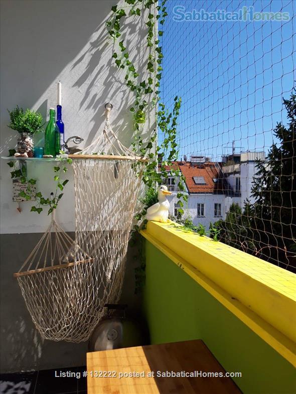 Cosy Sunny Home Home Rental in Vienna, Wien, Austria 6