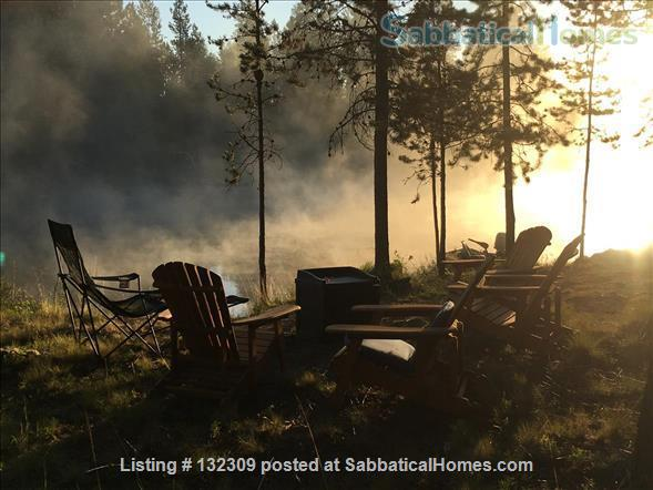 Riverfront 3BR Home South of Sunriver, Oregon Home Rental in Bend, Oregon, United States 9