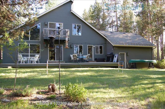 Riverfront 3BR Home South of Sunriver, Oregon Home Rental in Bend 1