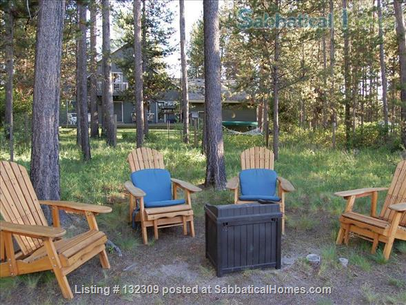 Riverfront 3BR Home South of Sunriver, Oregon Home Rental in Bend 8