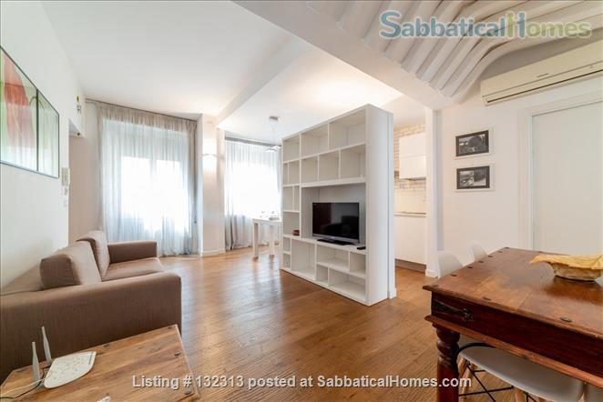 Porta Metronia Apartment (FAO, IFAD, WFP)  Home Rental in Roma, Lazio, Italy 1