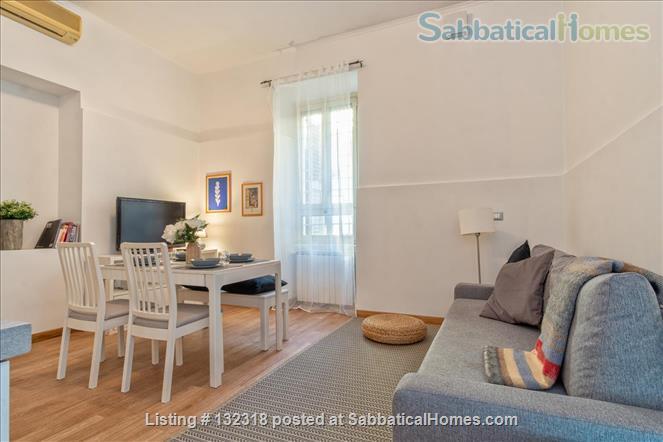 Homs Apartment, Viale Libia  Home Rental in Rome, Lazio, Italy 1