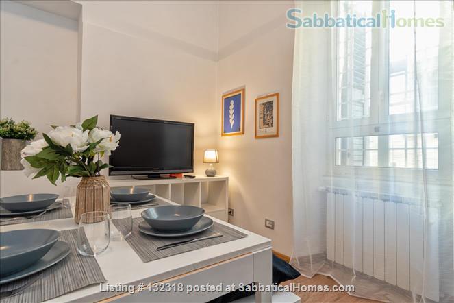 Homs Apartment, Viale Libia  Home Rental in Rome, Lazio, Italy 0