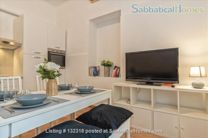 Homs Apartment, Viale Libia  Home Rental in Rome, Lazio, Italy 2