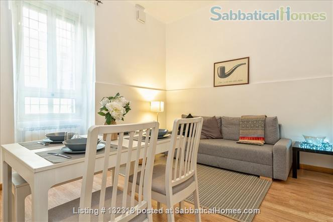 Homs Apartment, Viale Libia  Home Rental in Rome, Lazio, Italy 3