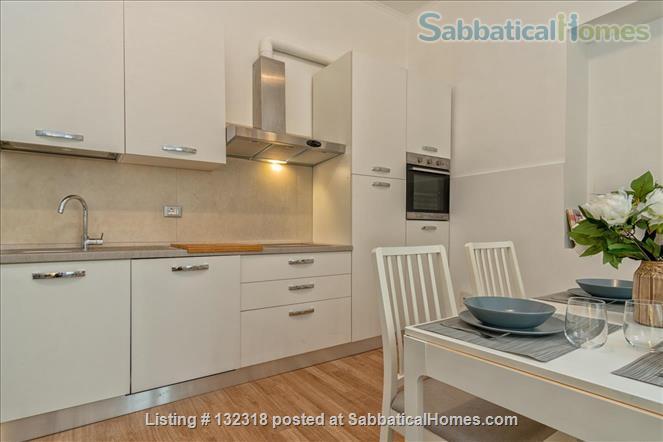 Homs Apartment, Viale Libia  Home Rental in Rome, Lazio, Italy 4