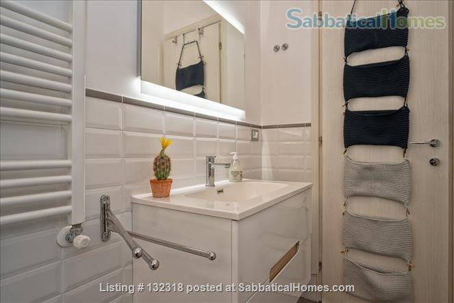 Homs Apartment, Viale Libia  Home Rental in Rome, Lazio, Italy 8