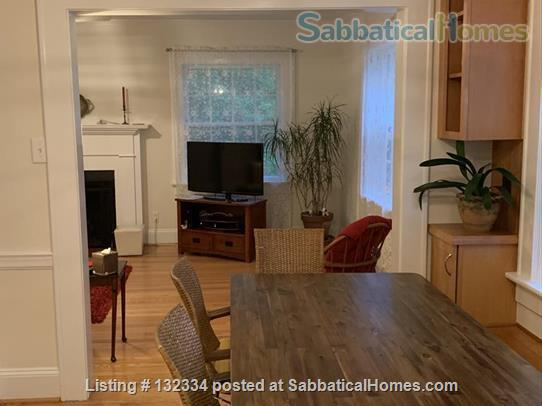 Charming 2 BR with parking included Home Rental in Raleigh, North Carolina, United States 4
