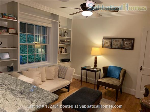 Charming 2 BR with parking included Home Rental in Raleigh, North Carolina, United States 5