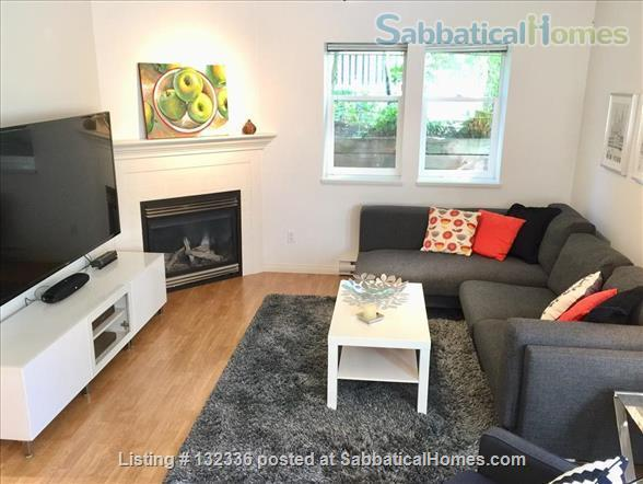 Bright Furnished  2 Bedroom Suite  for Rent at Hillcrest Park Home Rental in Vancouver, British Columbia, Canada 1