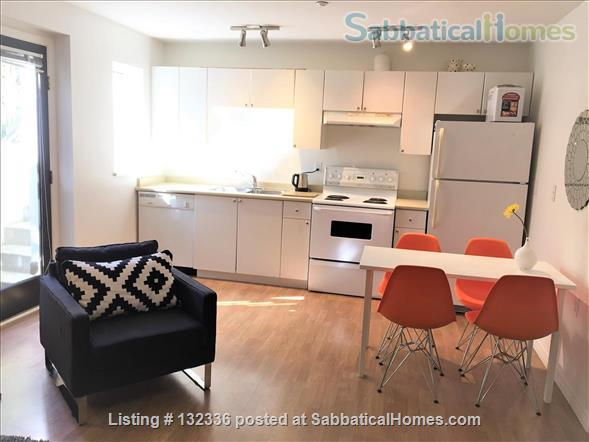 Bright Furnished  2 Bedroom Suite  for Rent at Hillcrest Park Home Rental in Vancouver, British Columbia, Canada 4