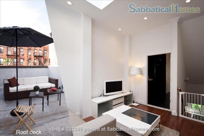 MANHATTAN - near Columbia University - 2 Bed/ 2 Bath - roof deck Home Rental in New York, New York, United States 9