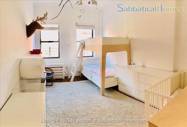 MANHATTAN - near Columbia University - 2 Bed/ 2 Bath - roof deck Home Rental in New York, New York, United States 5