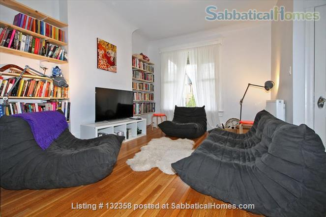 Beautiful 5 BR Victorian Downtown Toronto Home, Avail., Summer 2021 Home Exchange in Toronto, Ontario, Canada 0