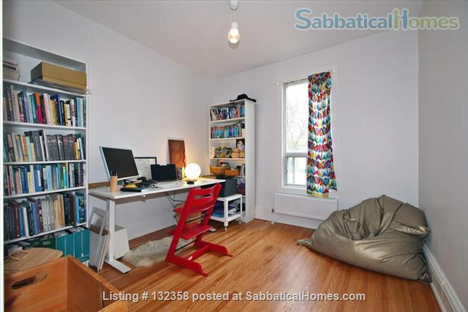 Beautiful 5 BR Victorian Downtown Toronto Home, Avail., Summer 2021 Home Exchange in Toronto, Ontario, Canada 5