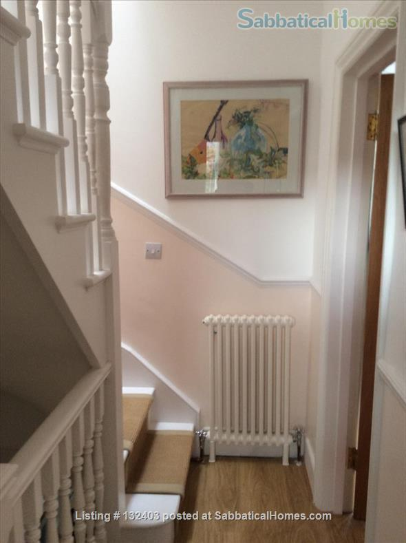 Sunny loft in lovely Edwardian house in NW London Home Rental in Greater London, England, United Kingdom 2