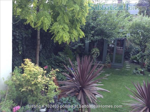 Sunny loft in lovely Edwardian house in NW London Home Rental in Greater London, England, United Kingdom 6
