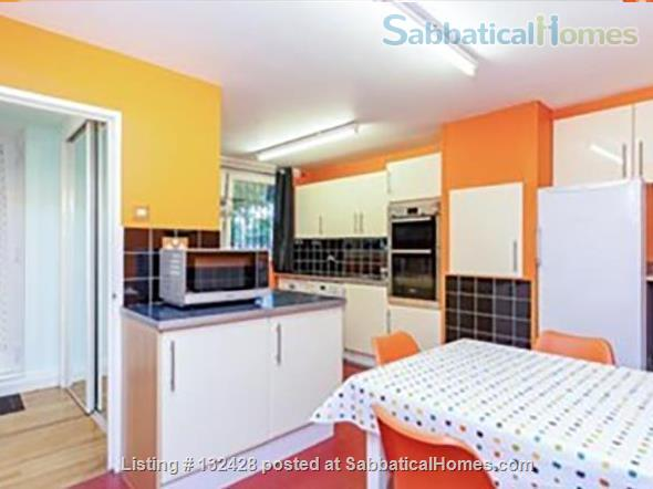Spacious 2-bed flat with patio near University College London (Camden/King's X) Home Rental in Kings Cross, England, United Kingdom 2