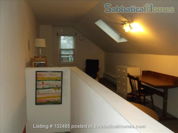 One-person furnished pied-à-terre, walk to Haverford & Bryn Mawr Colleges Home Rental in Ardmore, Pennsylvania, United States 1