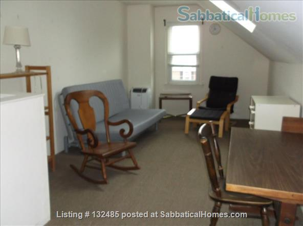 One-person furnished pied-à-terre, walk to Haverford & Bryn Mawr Colleges Home Rental in Ardmore, Pennsylvania, United States 0