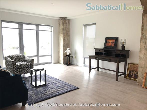 2BR/2BA Condo with Gym, Concierge, Rooftop in Cambridge/Somerville Home Rental in Somerville, Massachusetts, United States 5