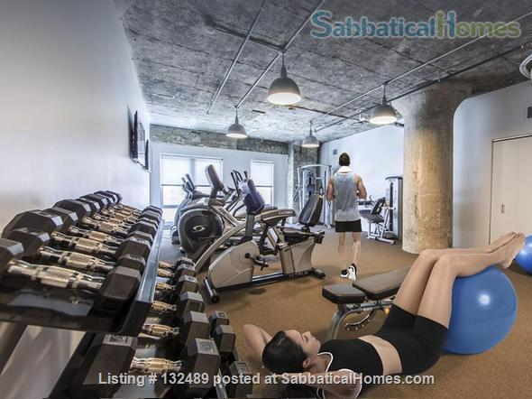 2BR/2BA Condo with Gym, Concierge, Rooftop in Cambridge/Somerville Home Rental in Somerville, Massachusetts, United States 6