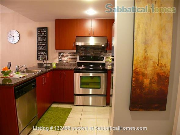 DOWNTOWN MONTREAL 3 ½ FURNISHED & SERVICES ALL INCLUDED Home Rental in Montreal, Quebec, Canada 3