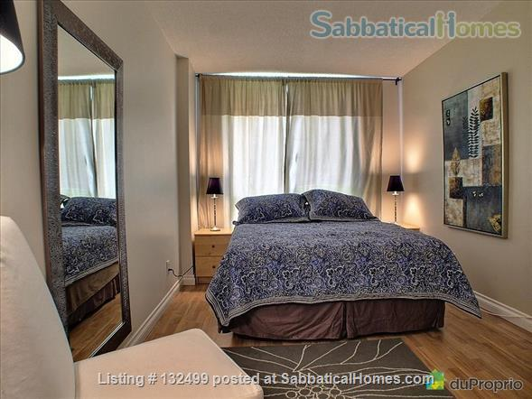 DOWNTOWN MONTREAL 3 ½ FURNISHED & SERVICES ALL INCLUDED Home Rental in Montreal, Quebec, Canada 5