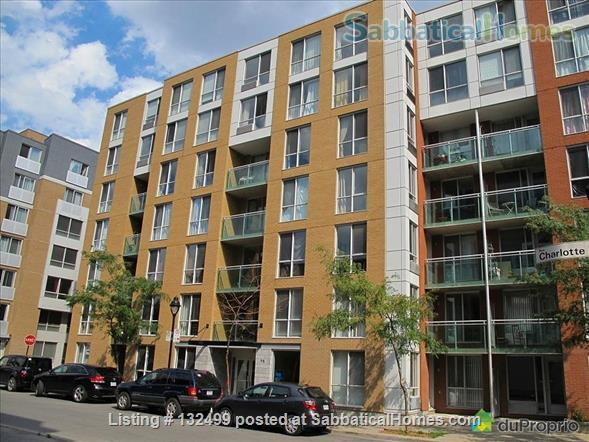DOWNTOWN MONTREAL 3 ½ FURNISHED & SERVICES ALL INCLUDED Home Rental in Montreal, Quebec, Canada 7
