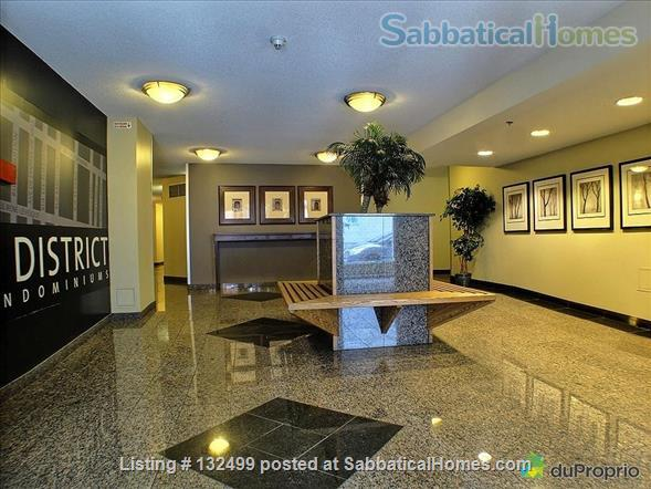 DOWNTOWN MONTREAL 3 ½ FURNISHED & SERVICES ALL INCLUDED Home Rental in Montreal, Quebec, Canada 8