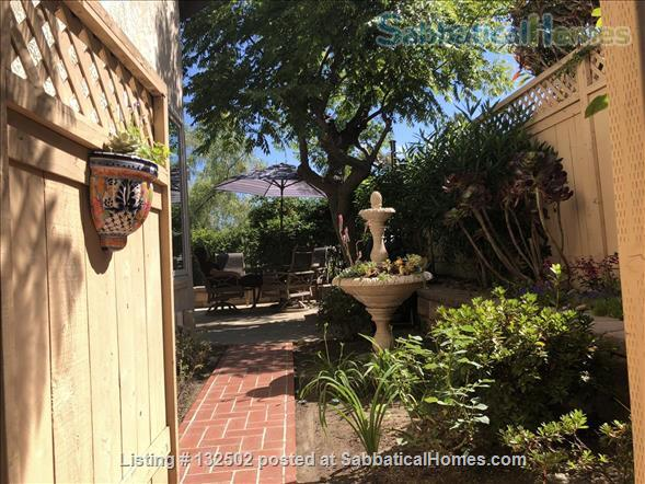 Beautiful Furnished Home near UCSD, includes utilities and gardener Home Rental in San Diego, California, United States 9