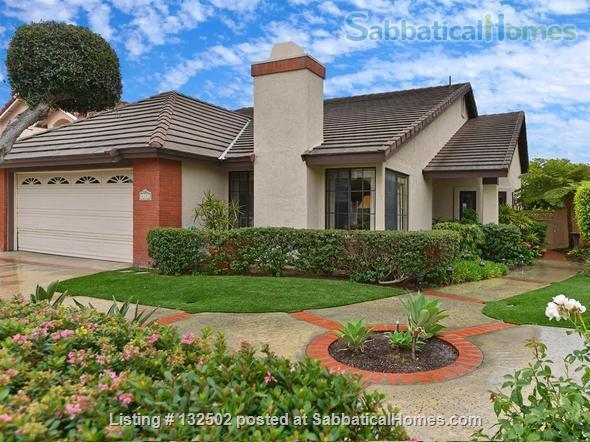 Beautiful Furnished Home near UCSD, includes utilities and gardener Home Rental in San Diego, California, United States 1