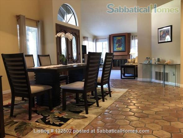 Beautiful Furnished Home near UCSD, includes utilities and gardener Home Rental in San Diego, California, United States 2